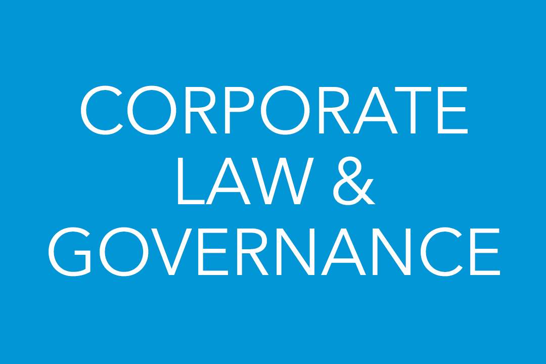 Corporate Law & Governance Initiative