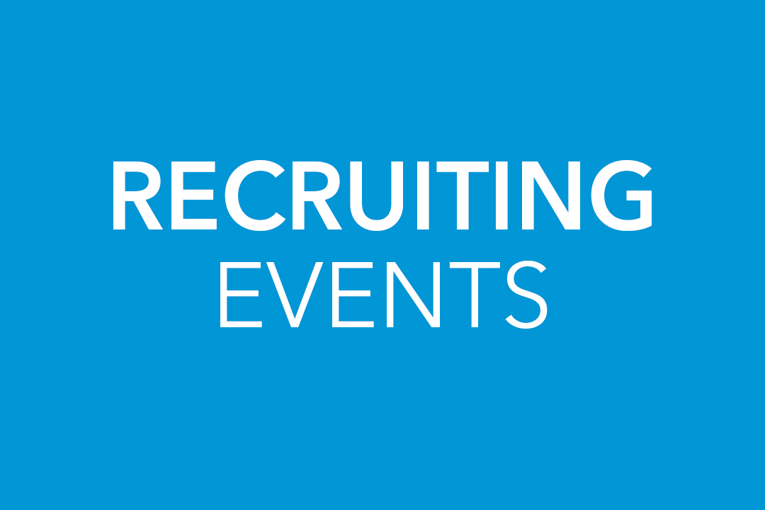 LLM Recruiting Events