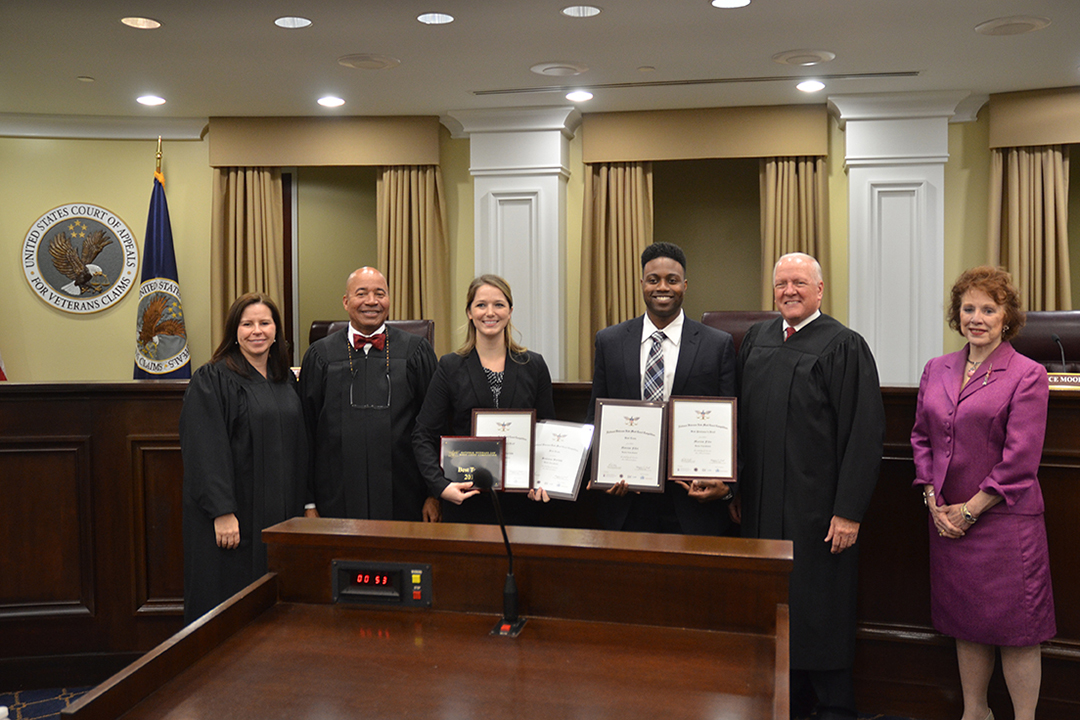 National Veterans Law Moot Court Competition