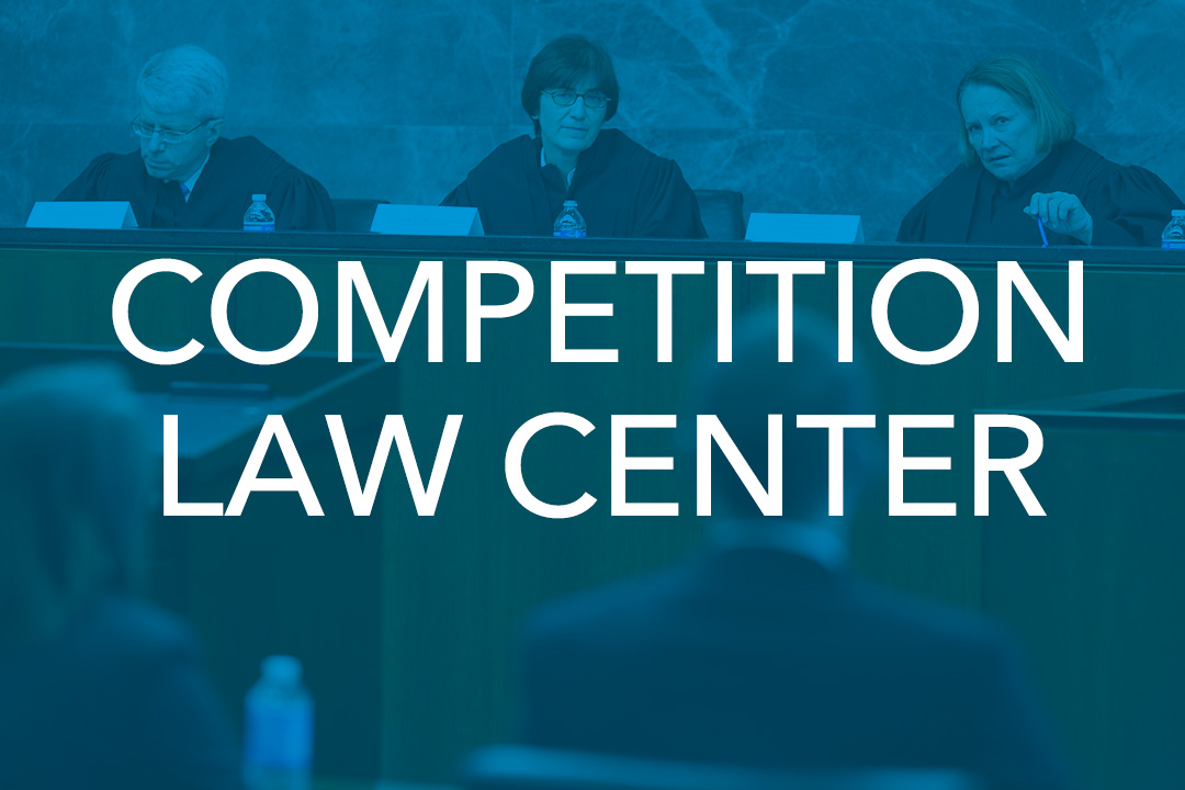 Competition Law Center