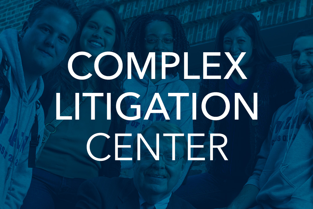 Complex Litigation Center
