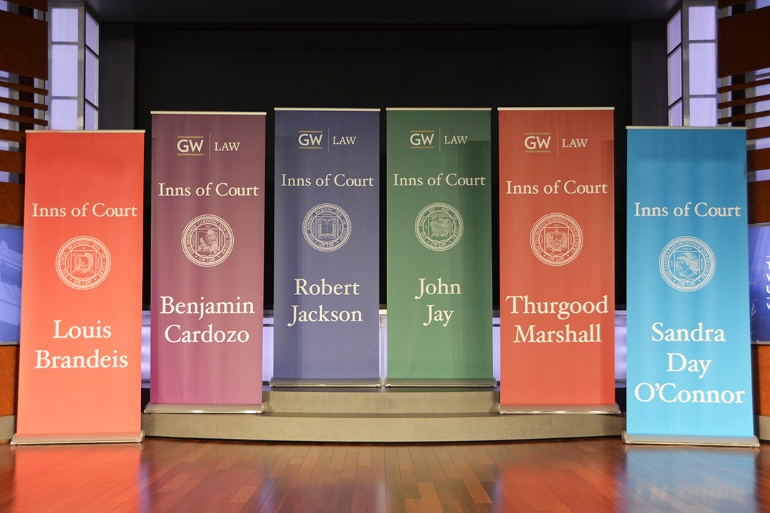 Inns of Courts Banners