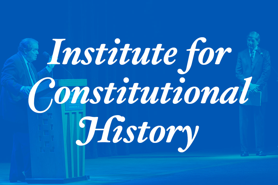 Institute for Constitutional History