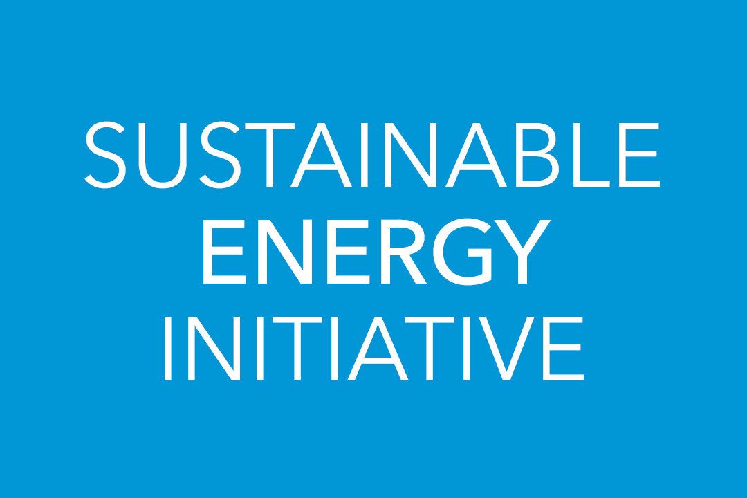 Sustainable Energy Initiative
