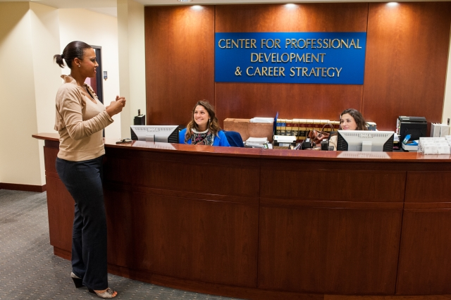 Center for Professional Development & Career Strategy