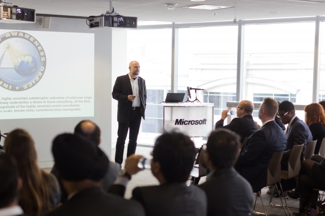 The Global Internet Freedom and Human Rights Distinguished Speaker Series hosted Yochai Benkler for a presentation.