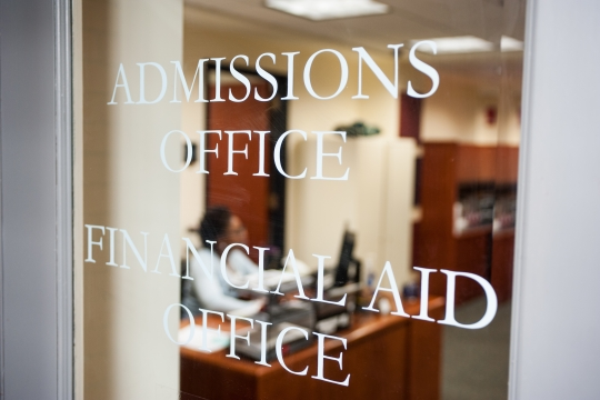 GW Law Admissions and Financial Aid Office