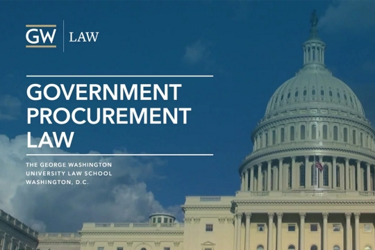Government Procurement Video