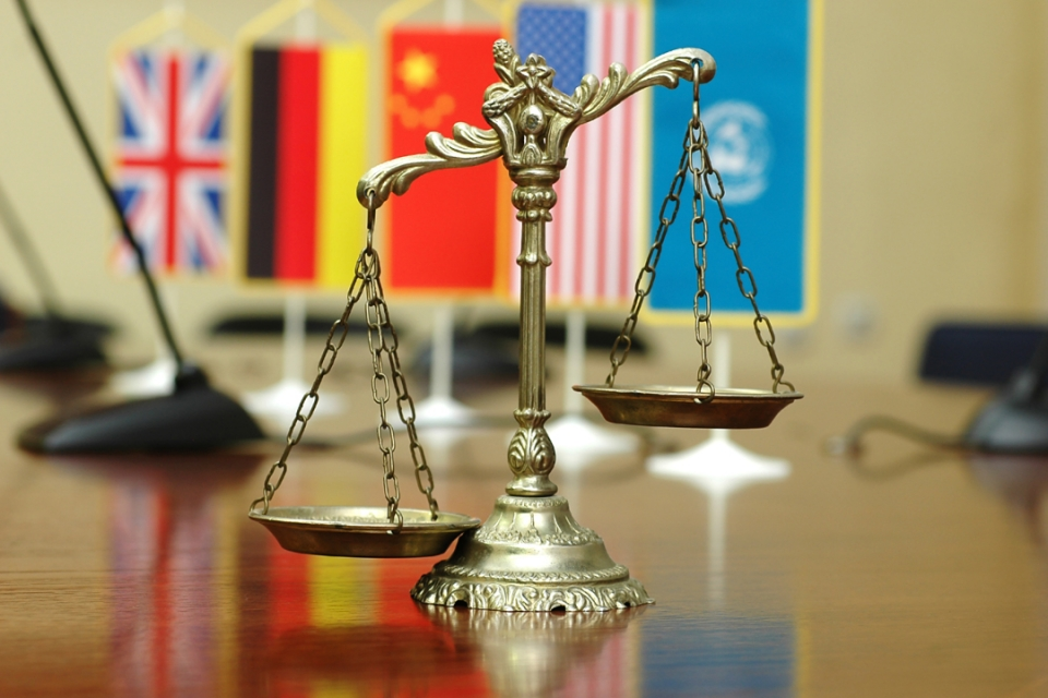 International law and order