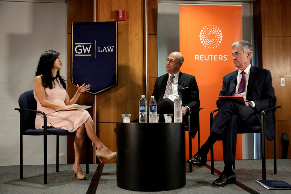 Reuters at GW Law