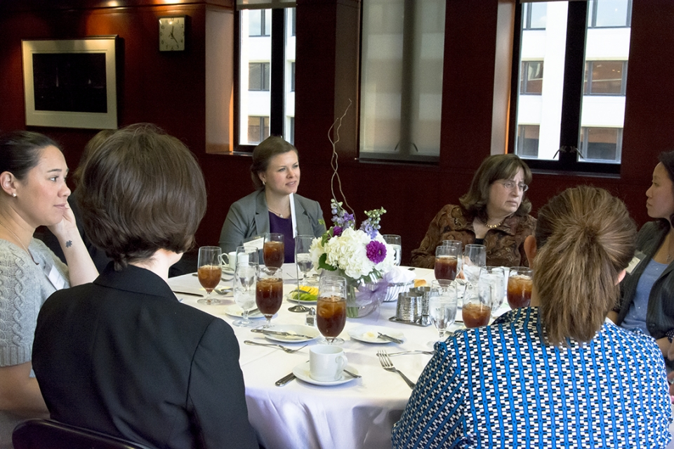 Women in Government Contracts Luncheon