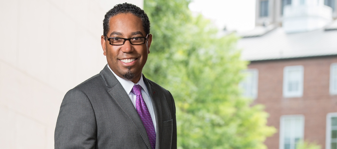Christopher Bracey Named Vice Provost