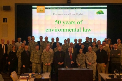 50 Years of Environmental Law