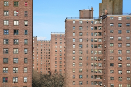 Photo of Public Housing in New York City