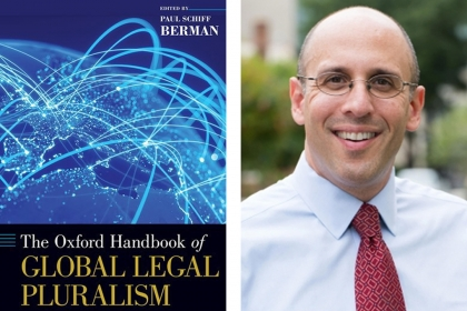 The Oxford Handbook of Global Legal Pluralism photo