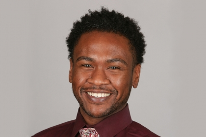 Assistant Director of Financial Aid Christopher Pollard