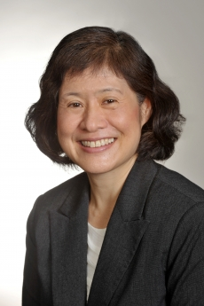 Portrait of Cynthia Lee