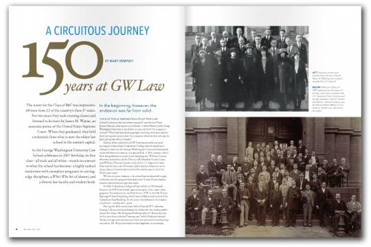 150 Years of Making History