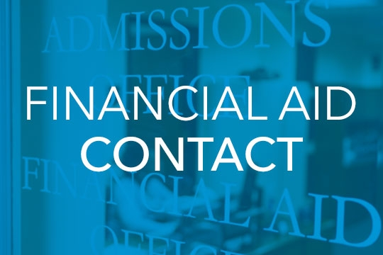 Contact the Financial Aid Office
