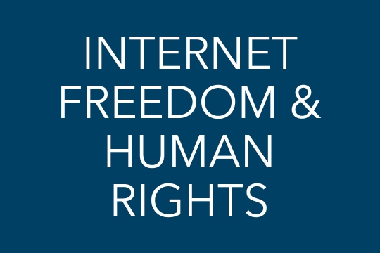 Global Internet Freedom and Human Rights Project