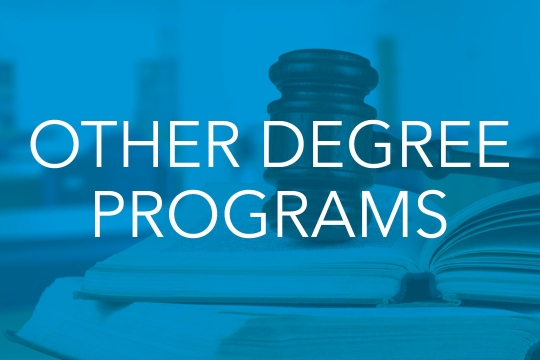 Other Degree Programs