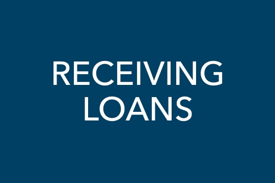 Process for Receiving Loans