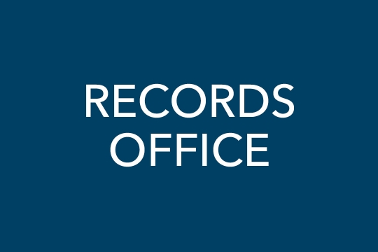 Records Office