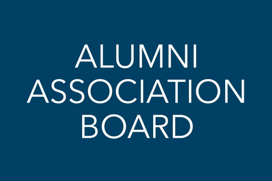 Alumni Association Board