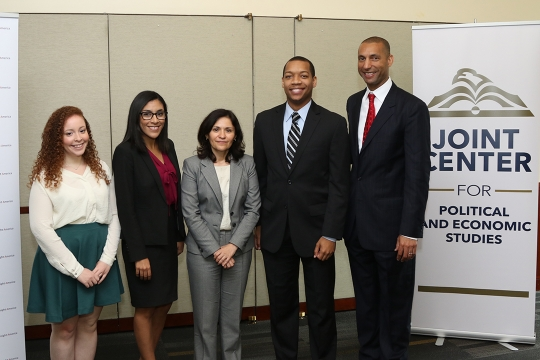 BLSA Members Meet FTC Chairwoman Edith Ramirez