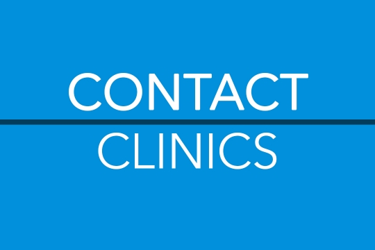 Contact the Clinics