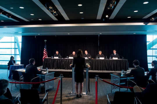 First Amendment Moot Court Competition