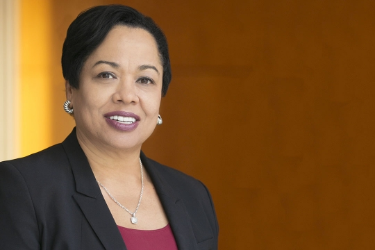 Photo of Grace E. Speights, JD '82