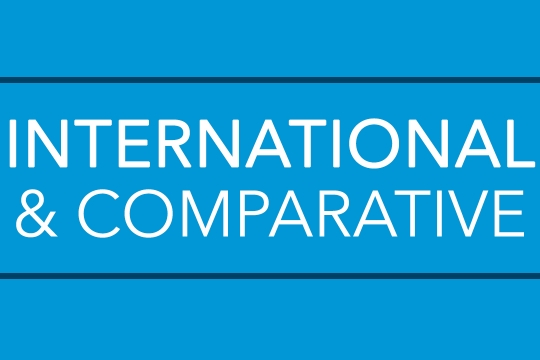 International & Comparative Law